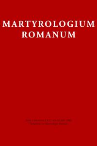 Martyrologium Romanum@2x
